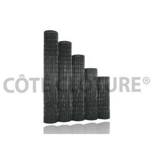 grillage en rouleau gris rouleau grillage gris 25 m tres. Black Bedroom Furniture Sets. Home Design Ideas