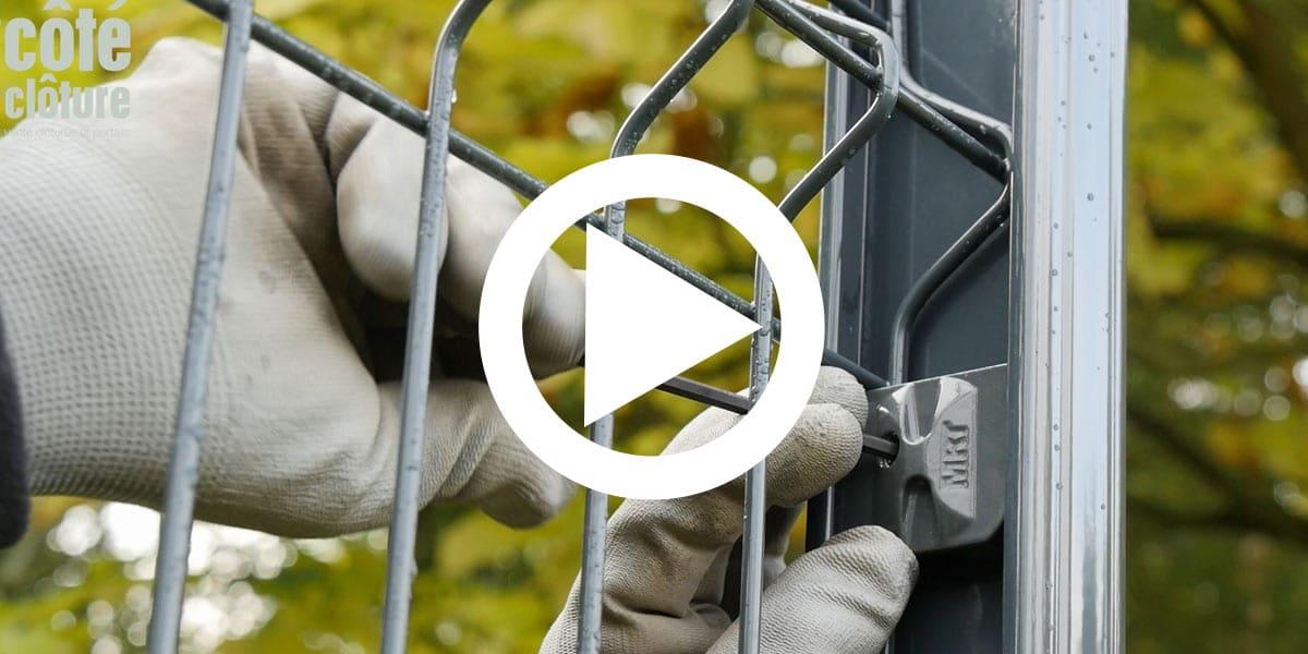 Vidéo Côté Clôture