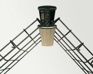 Idée Grillage, poteau Easyclip