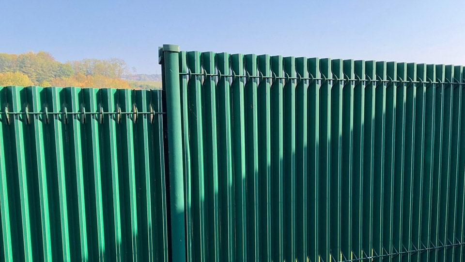 kit pvc clôture